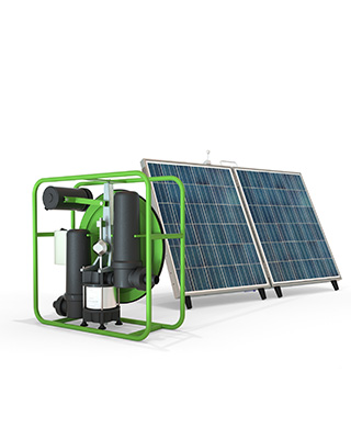 Future Pump solar irrigation water pump