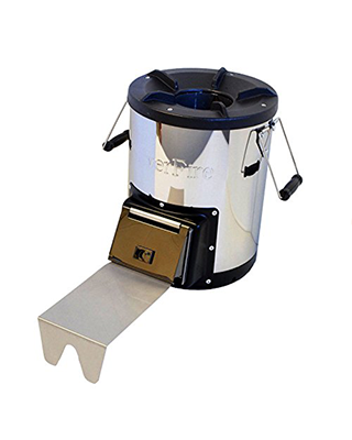 Clean Cook biomass stove